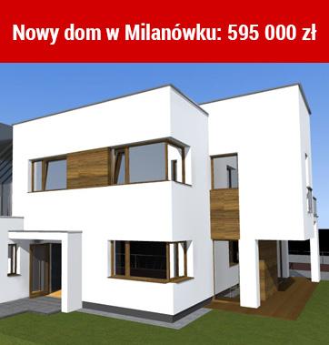 nowe domy milanówek